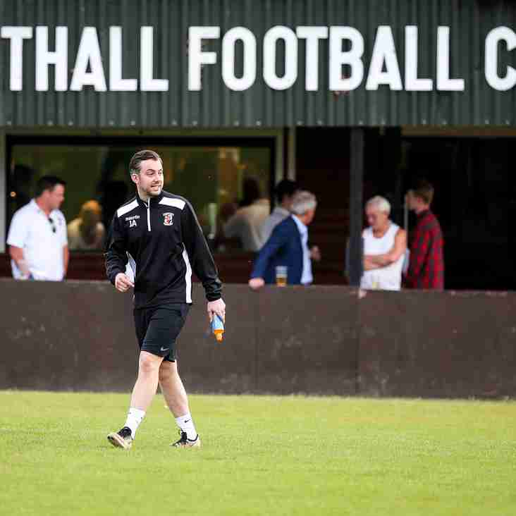 Preview: Saturday's Pre-Season Friendly Kings Hill FC