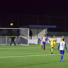 Aveley 1 - 3 Haringey Borough
