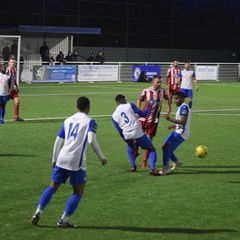 Aveley 3 - 2 Felixstowe and Walton United - 12th January 2019