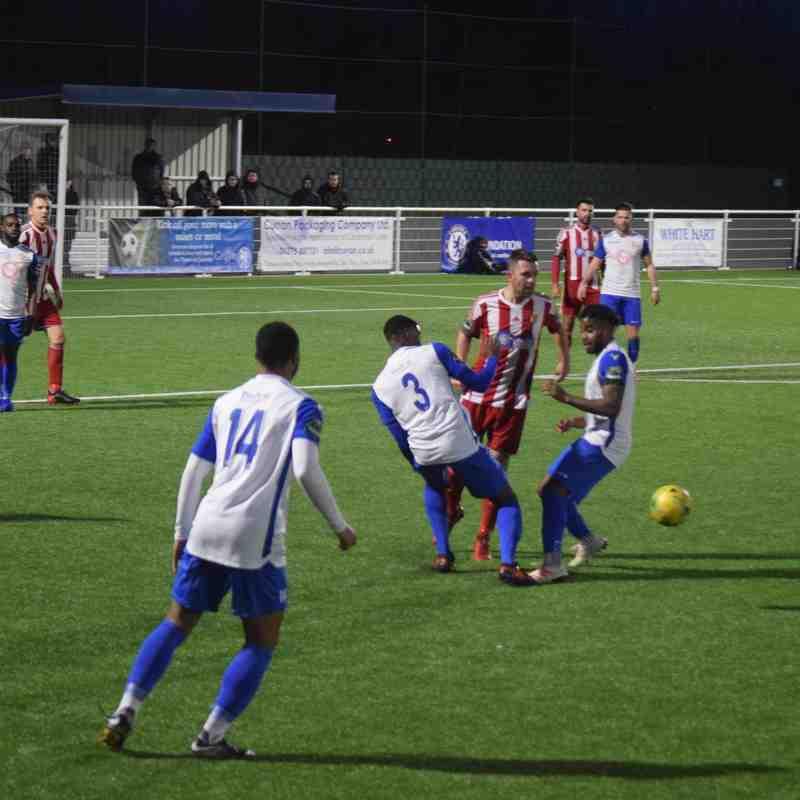 Aveley 3 - 2 Felixstowe and Walton United - 12th January 2019