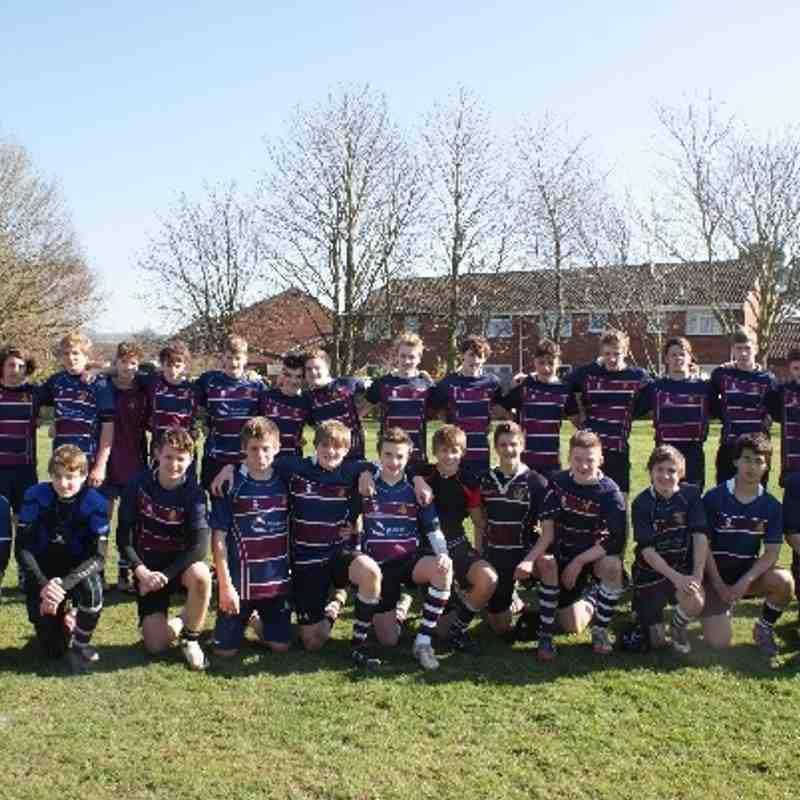 Old Pats RFC U16's