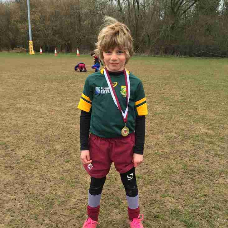 Player of the Week 20th March 2016