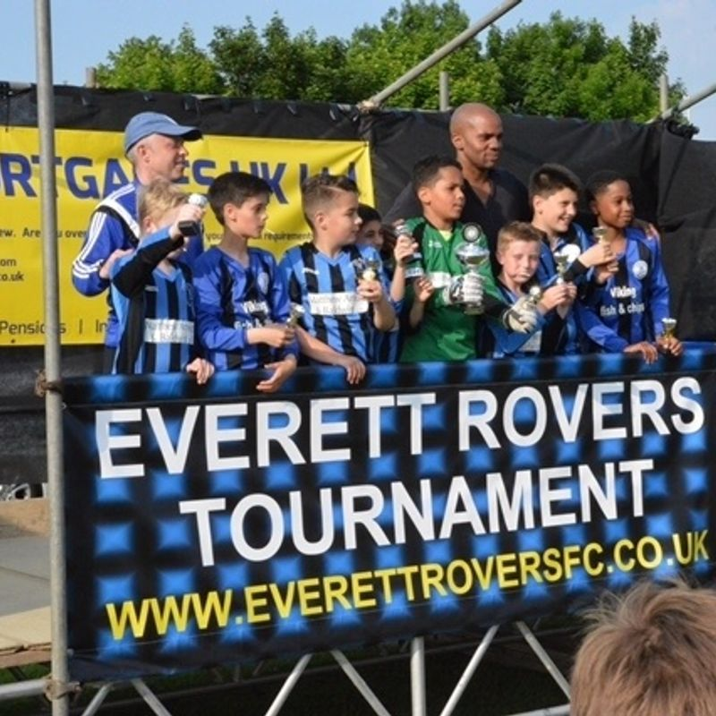 Tournament 2019 - Sunday 2nd June at Everett Rovers