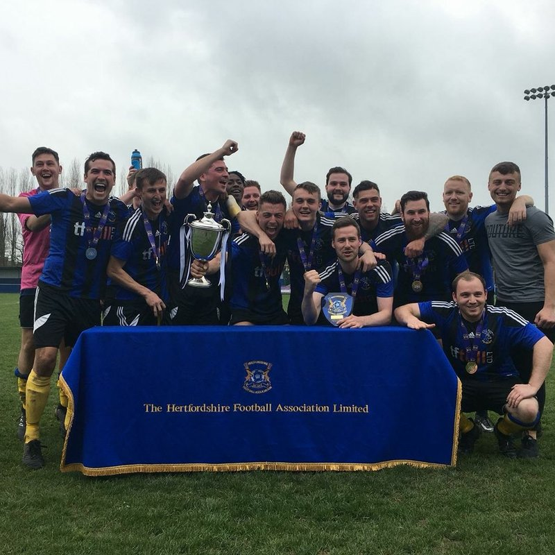 Adult Team Crowned County Champions