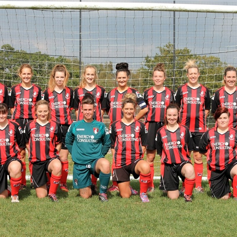 AFC Bournemouth Ladies  beat Horndean 0 - 4