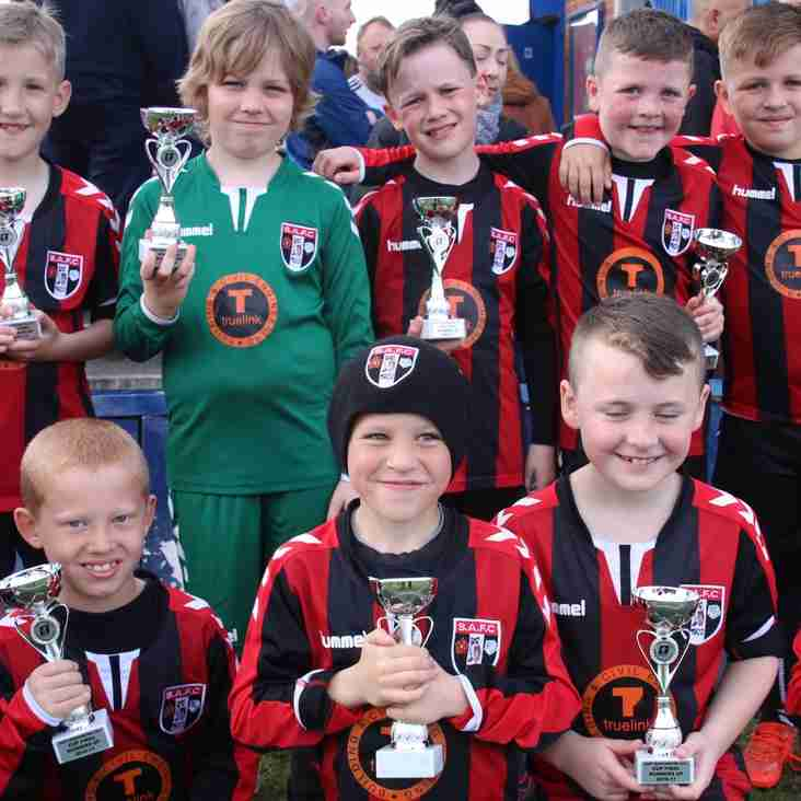 U9s Reds lose on penalties in a cup thriller!