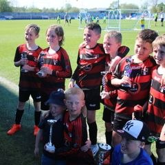 Springhead AFC Blacks Cup Final May 18