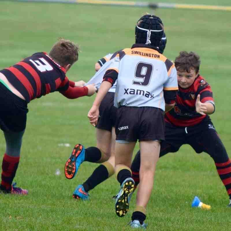 Under 11's v Swillington 01/10/16