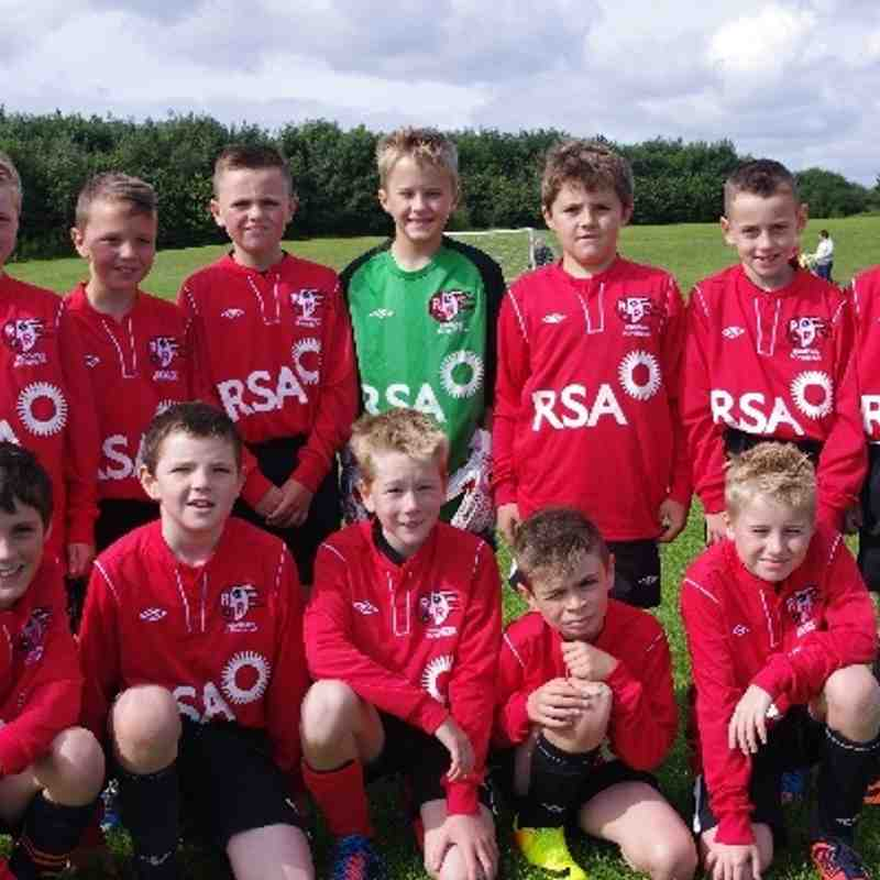 Ridgeway 2003's vs Greenisland - 31st Aug 2013