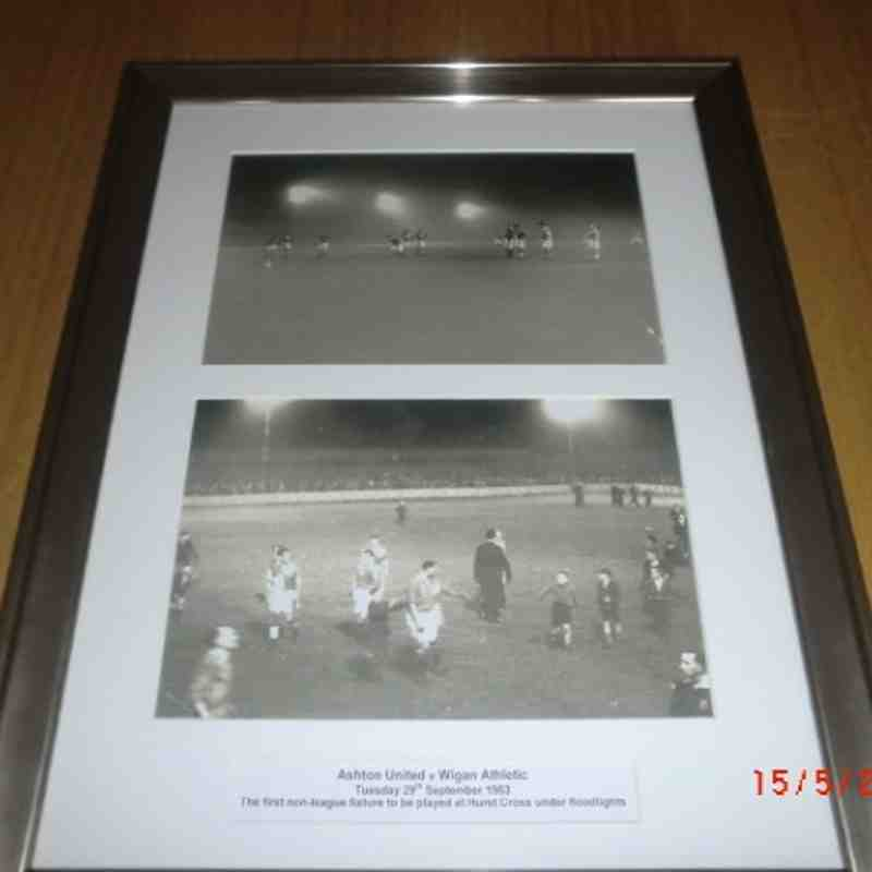 Visit to Wigan Athletic 15/05/11