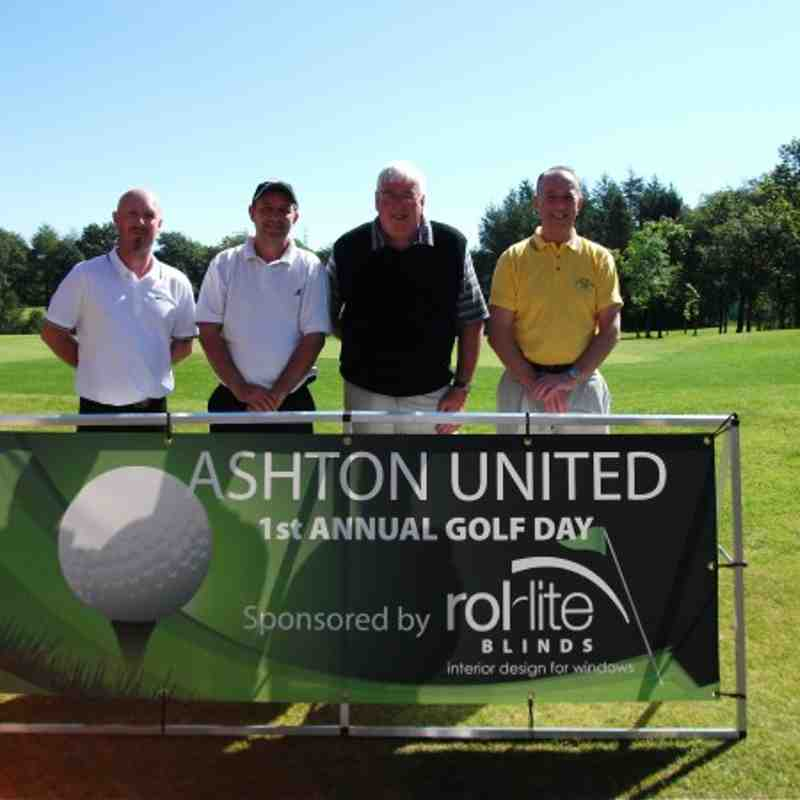 Golf Day 03rd June 2011
