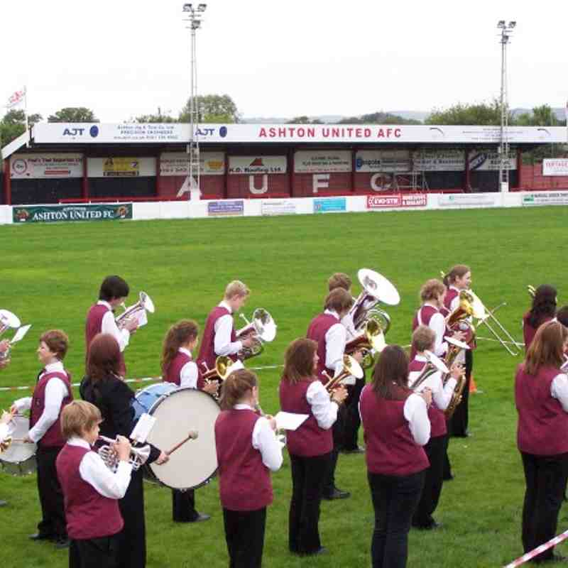 Band Contest 17th June 2011