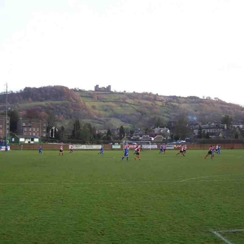 Matlock Town V Ashton United 28.01.12