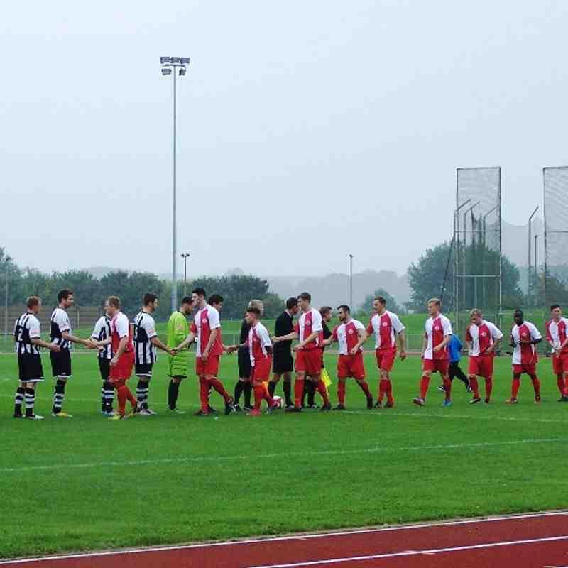 Grantham V Ashton United
