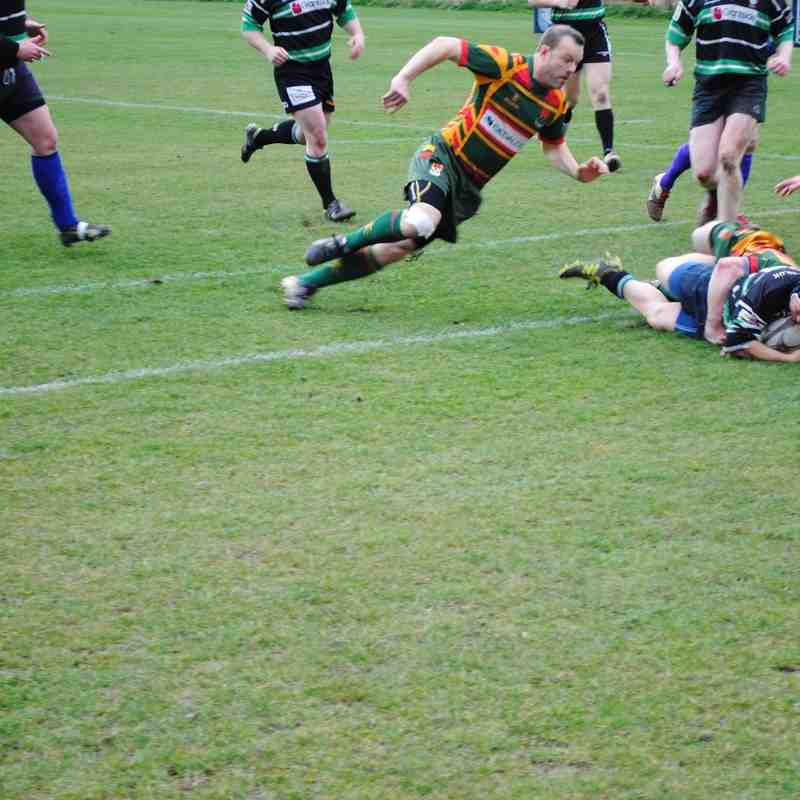 Selby RUFC 'Extra A' XV versus York 28032015