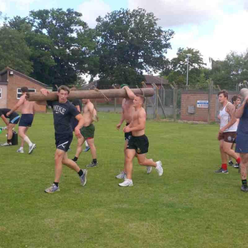 Squad Traing @ RAF Honington