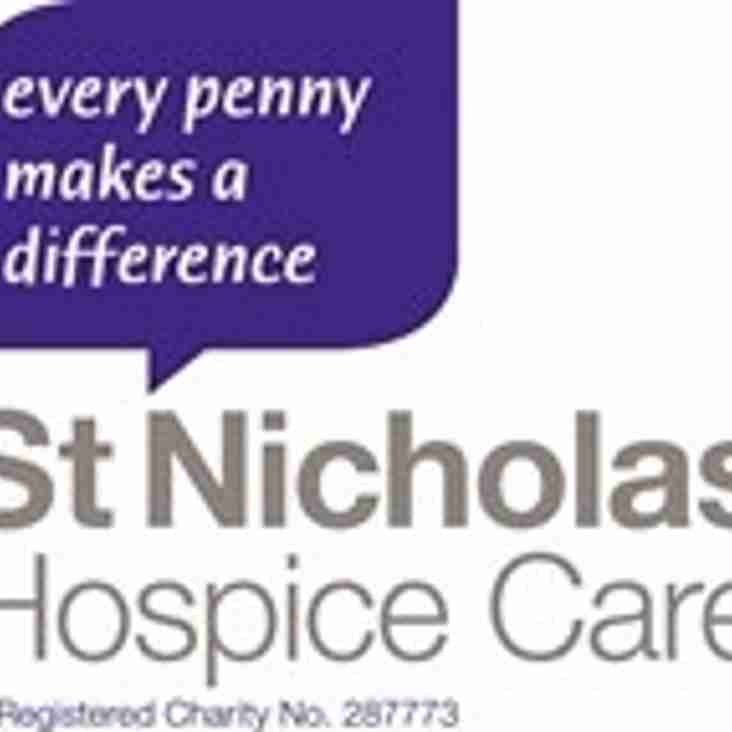 Help us to Help St Nicholas Hospice - Print off a poster