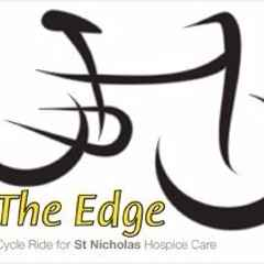 Help us to Help St Nicholas Hospice - Take part InThe Edge