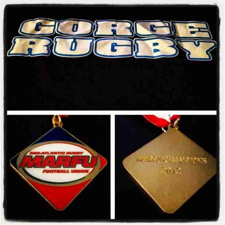 Rocky Gorge wins 2012 MARFU Championship