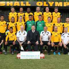 Rushall Olympic 4-1 Kidsgrove Athletic