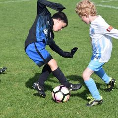 U7s 1st Game v Hartlepool Pools Youth 11th September 2016