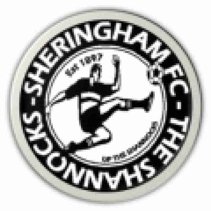 Sheringham FC 3 Blofield United 1