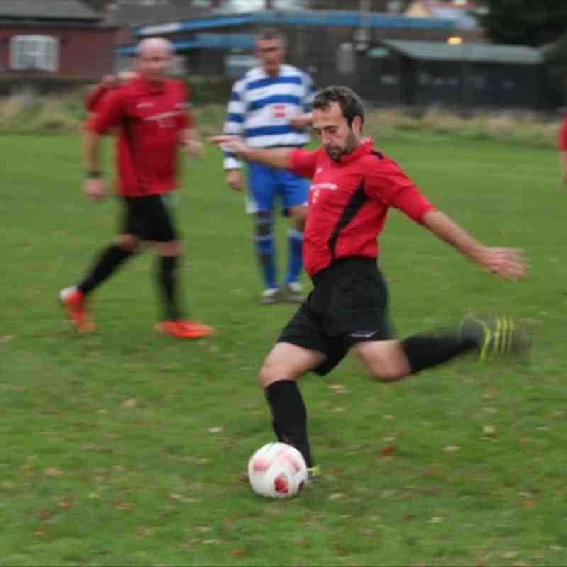 Barry's Photographs Blofield United 2011/12 Season
