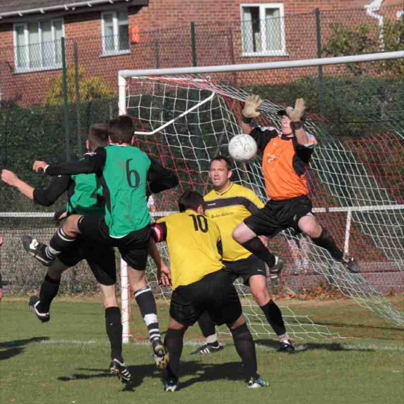 Barry's Action Shots - Ressies v Horsford United Res 2011