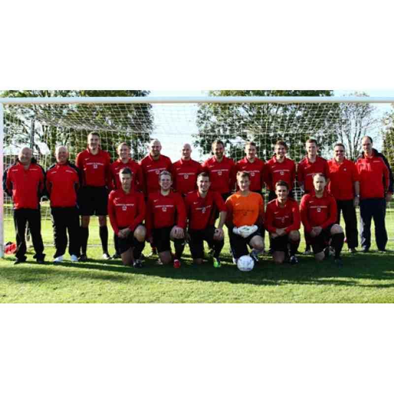 Blofield United 2012 Calendar