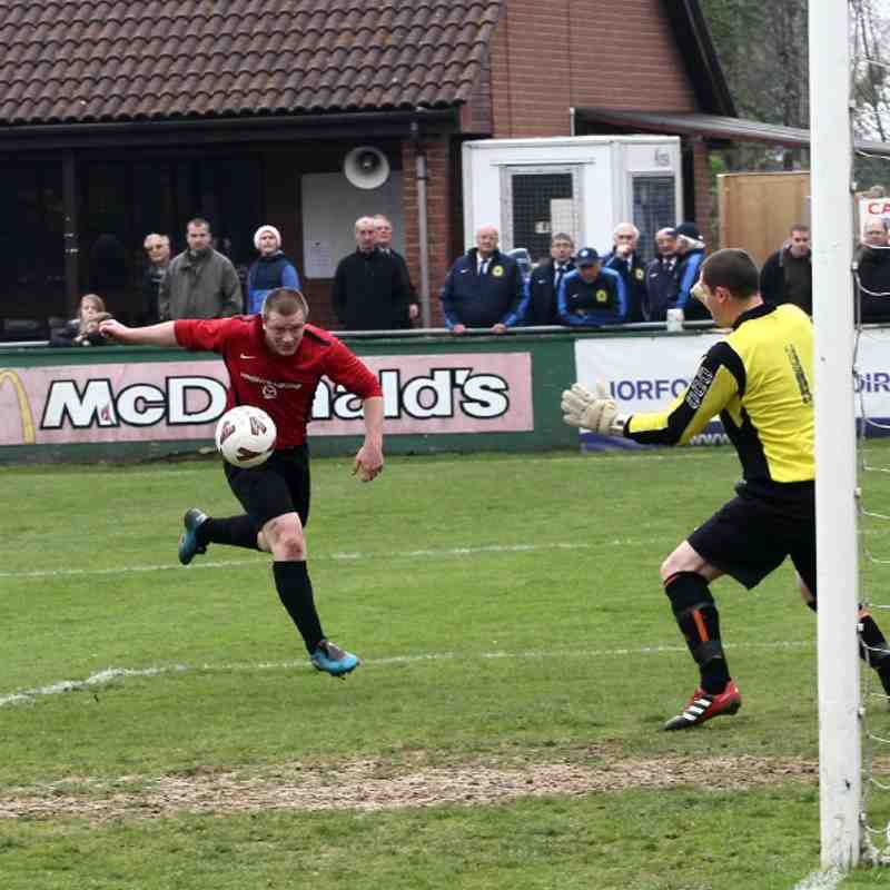 Liam's Goal V Norwich St Johns