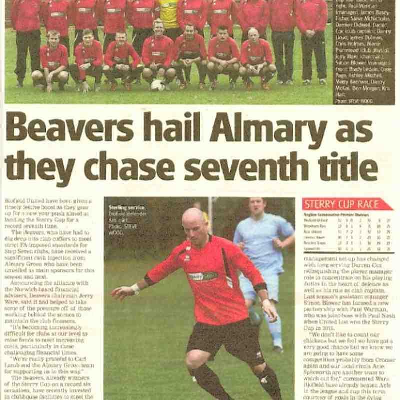 Norwich Evening News