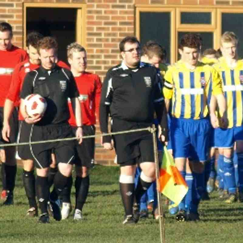 Blofield United 2 Wymondham Town 1