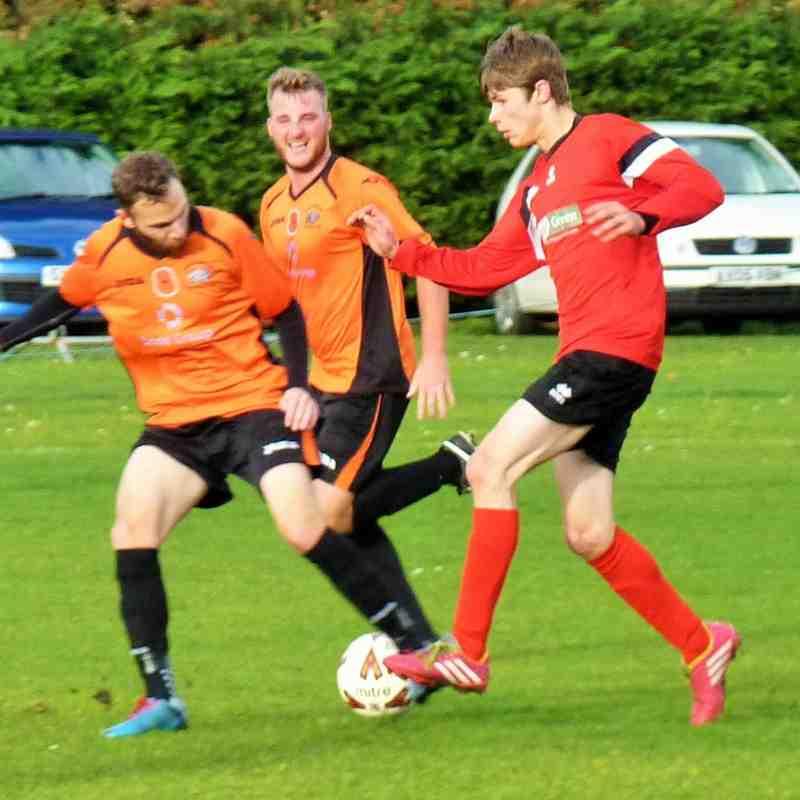 Bradenham Wanderers 1 Blofield United 0