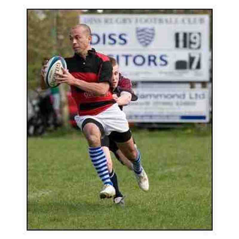 Diss rugby