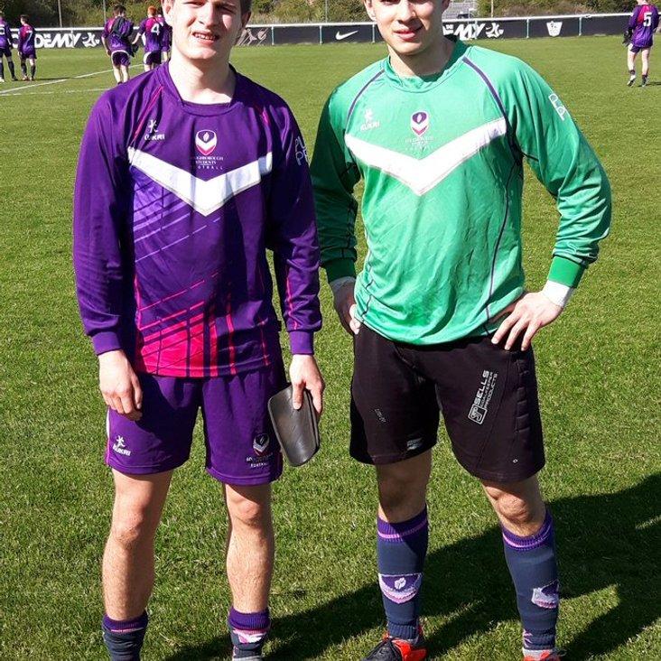 Dynamo Sign U20 Panama International twin brothers <
