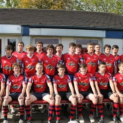 U18 Colts New Strips & Sponsor