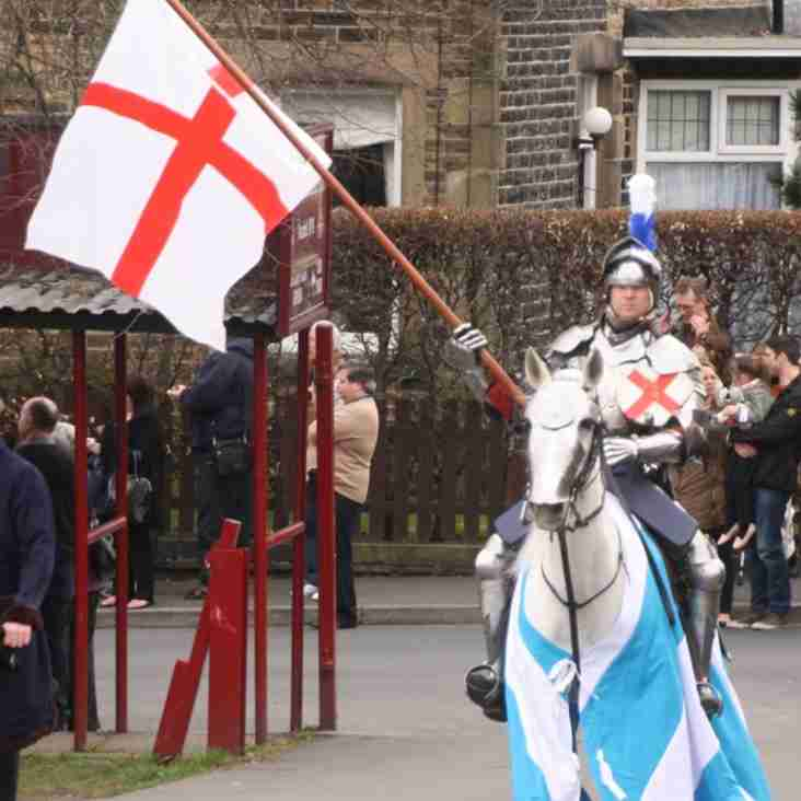 St. George's Day at Morley RFC - Sunday April 22