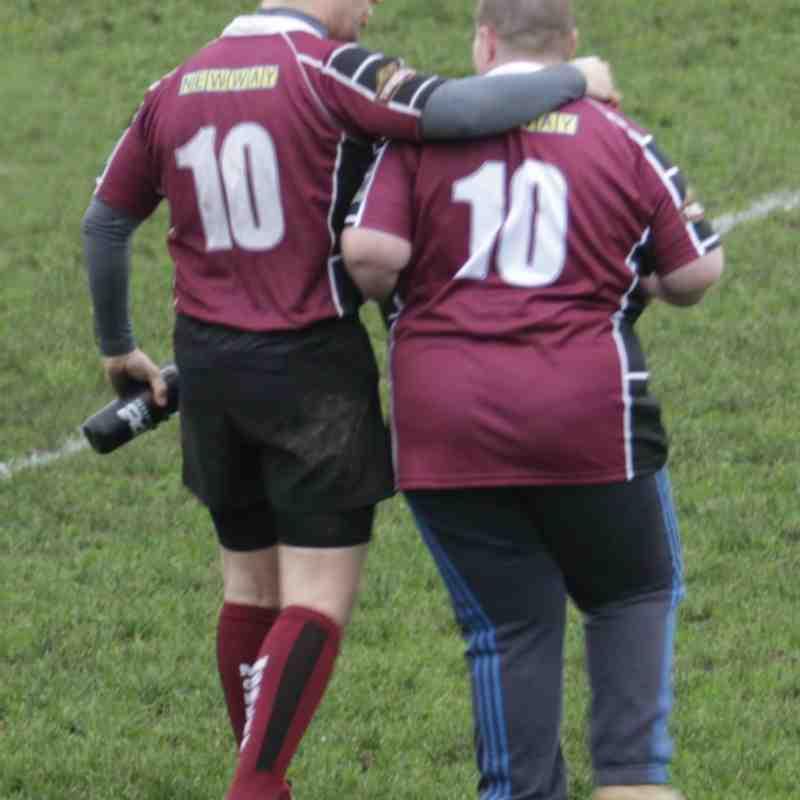 Morley v Burnage 04/01/14