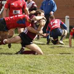 Morley lose to Dinnington 24 - 26