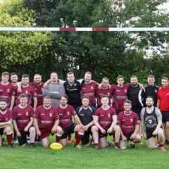 Morley Saxons v Cleckheaton August 26 2016