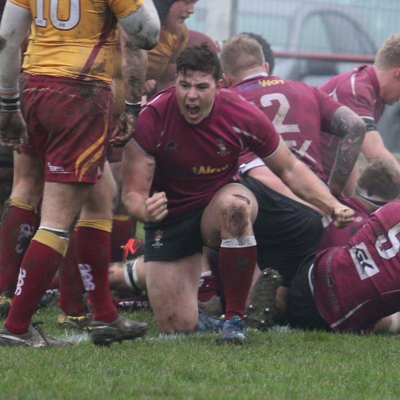 Morley secure 5 points in 5 try victory over Sandal