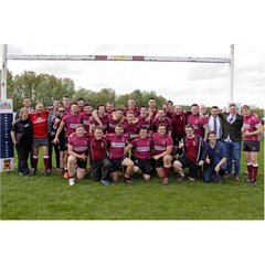 Cavaliers v West Leeds Play off final April 22 2017