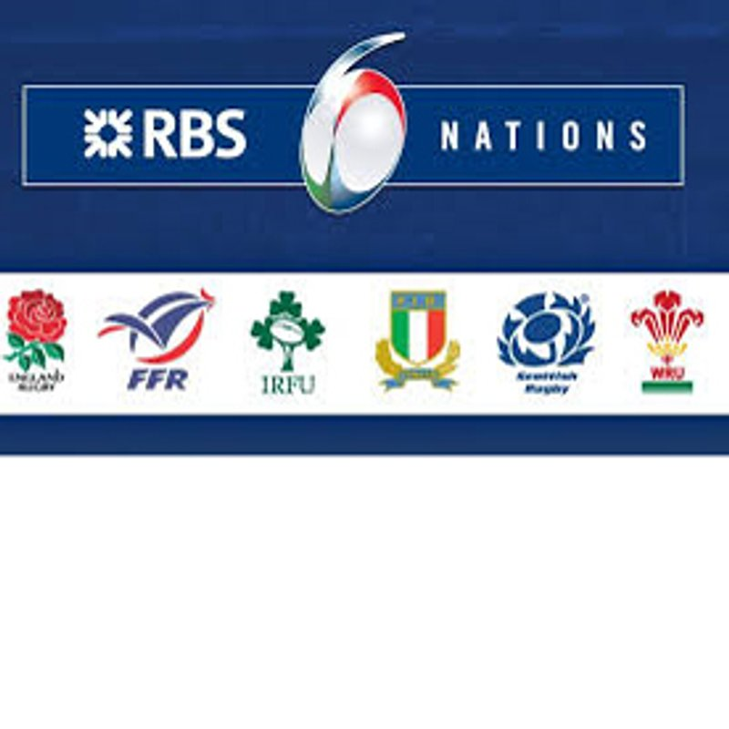 6 Nation Fixtures announced