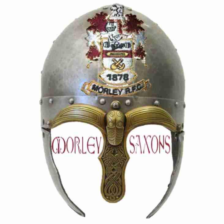 Saxons beat the Barbarians