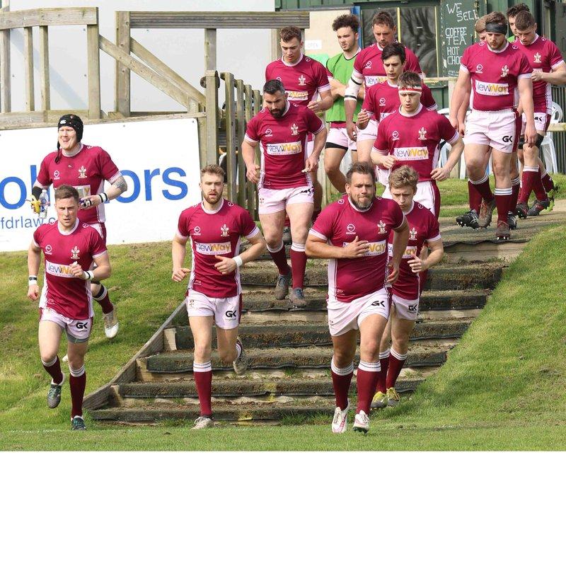 Morley v Lymm - photos added