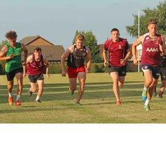 Morley RFC - Pre-season session July 10 2018