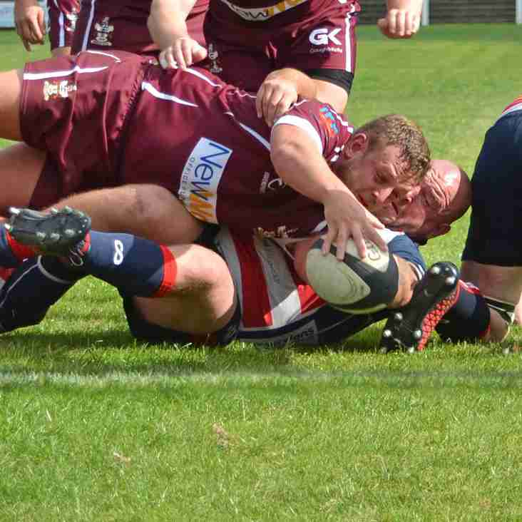 Morley lose first game of the season 22 - 35