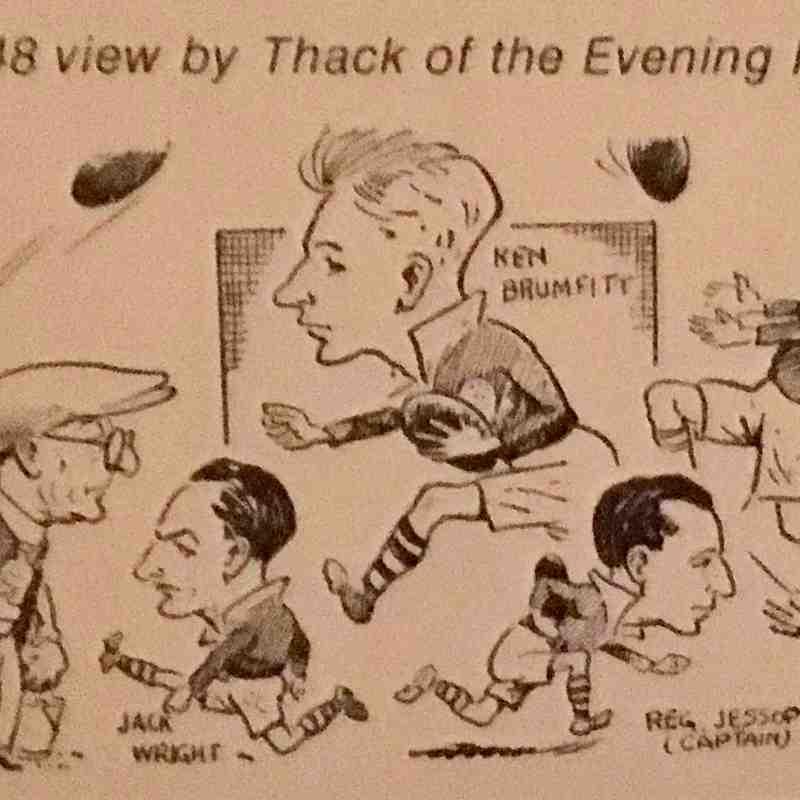 Maroon Memories -- Cartoons