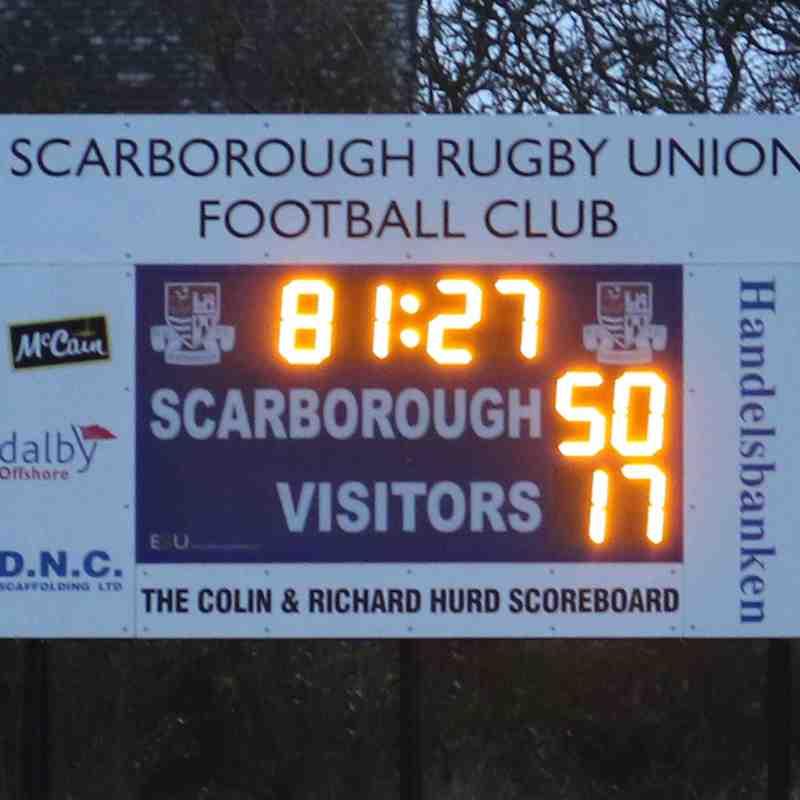 Morley v Scarborough A November 24 2018