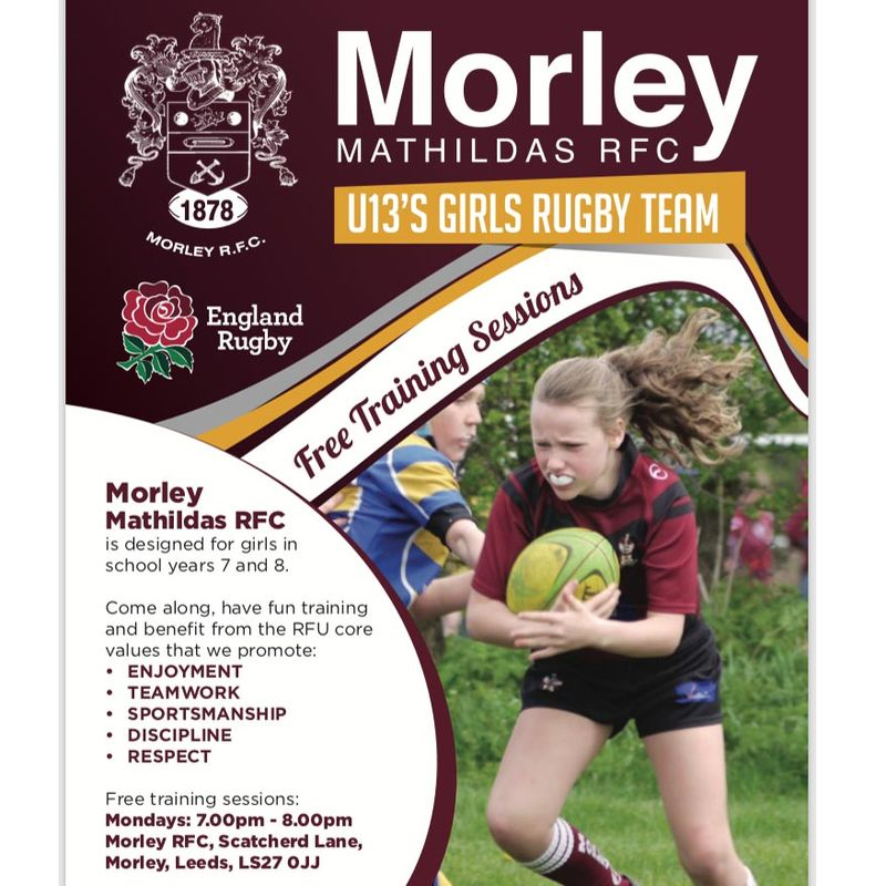 Calling Girls who want to try Rugby